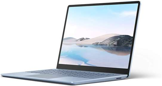 "Microsoft Surface Laptop Go - 12.4"" Touchscreen - Intel Core i5 - 8GB Memory - 256GB SSD - Ice Blue image 1"