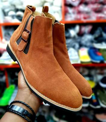 Polo clerk boots available