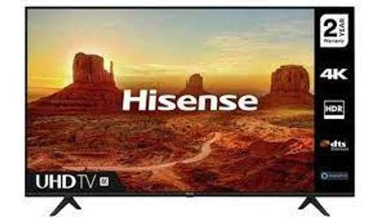 Hisense 43 inch 4K UHD Smart Frameless LED TV image 1