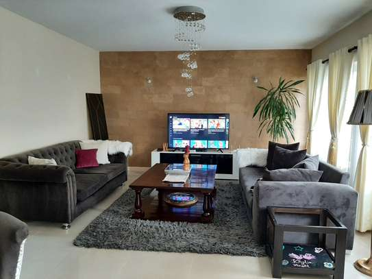 4 bedroom townhouse for rent in Langata Area image 10