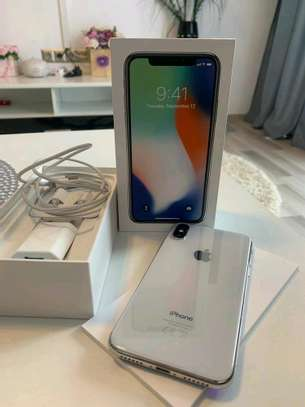 Apple Iphone x  : 256 Gb & Iwatch Series 3 ( gps and cellular version ) image 1