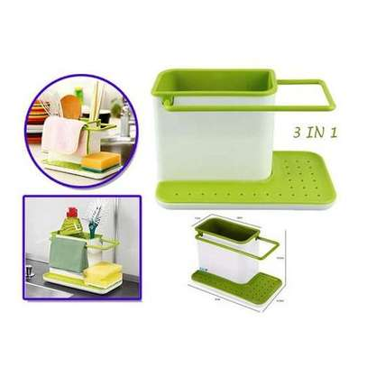 3 In 1 Kitchen Organiser