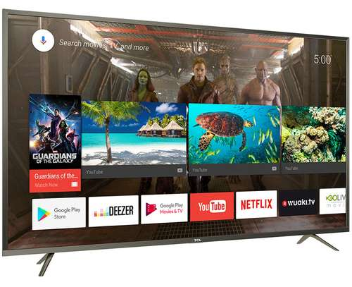 TCL  - 43 Android Smart LED TV image 1