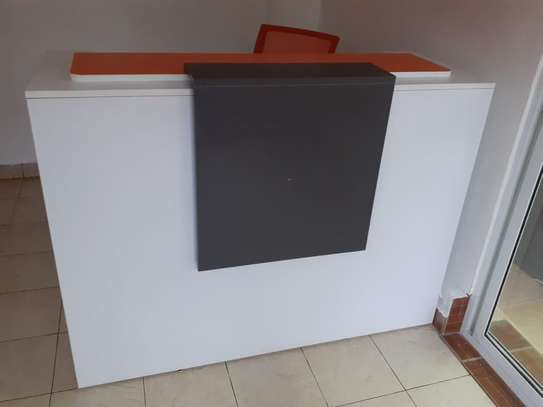 1.4 Meter Reception Desk image 2