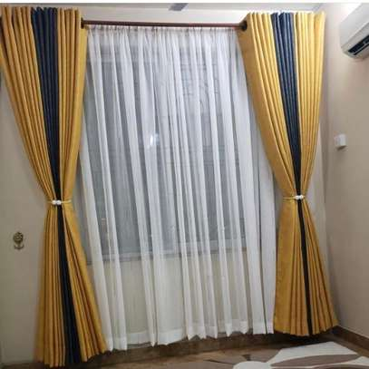Curtains and curtain sheers. image 6