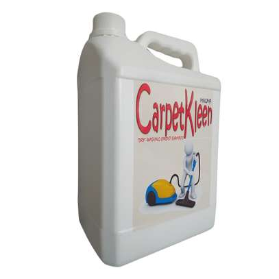 Carpet and upholstery shampoo-5 litres image 2