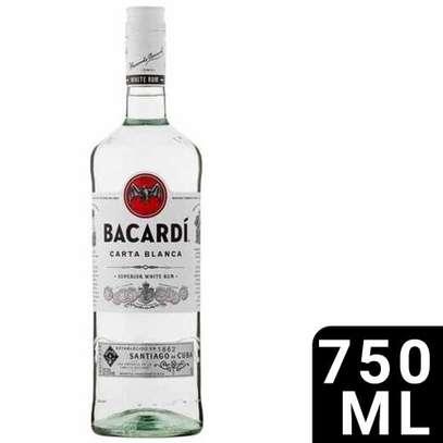 Bacardi Carta Blanca Rum - 750 Ml image 1