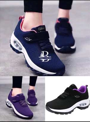 Fashionable sneakers image 1