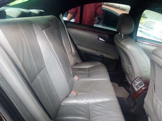 Mercedes-Benz S Class 2007 320 CDI image 7