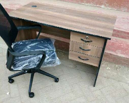 Office Desk With Chair image 1