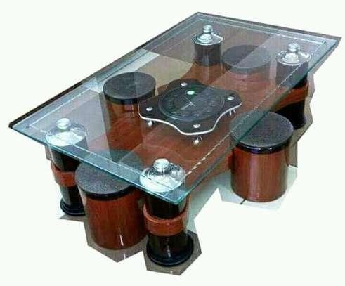 Clock Puff Table image 1
