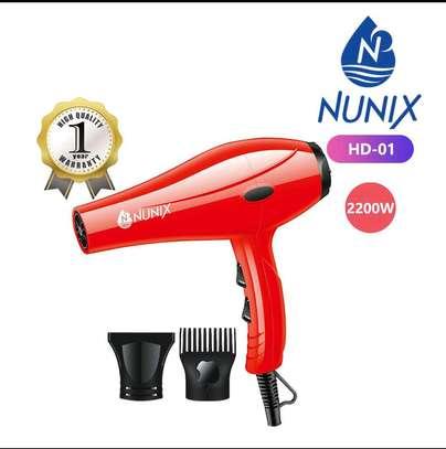 Nunix Hairdryer image 1