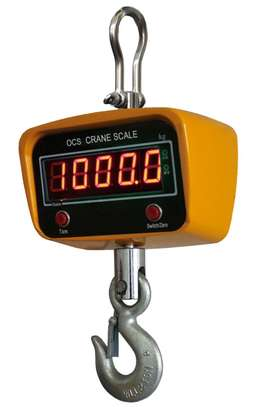 Digital Crane Scales 500KG image 1