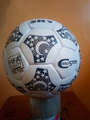 Genuine leather SKY Football size 5 image 4