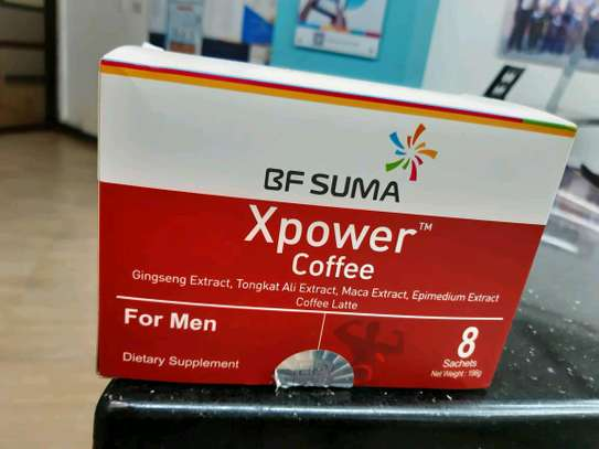 Xpower coffee for men only