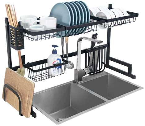 Over The Sink Dish Rack image 2