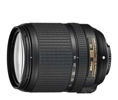 Nikon Lense 18-140mm image 2
