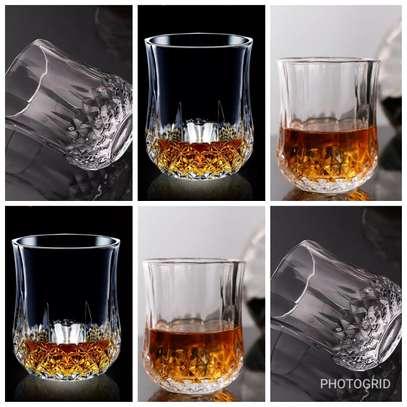 6 Pcs Diamond glasses image 1