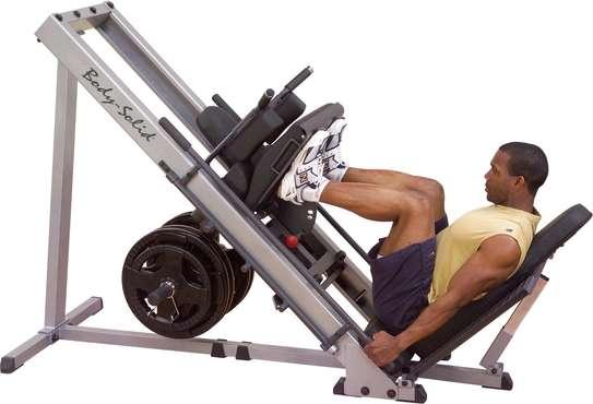Leg Press. image 1