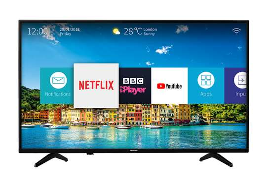 New 32 inch hisense smart tv connect wifi,youtube image 1