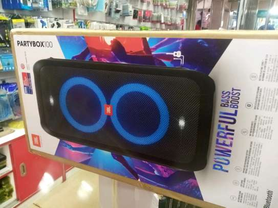 JBL PartyBox 100 image 1