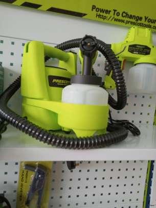Electric spray gun image 1