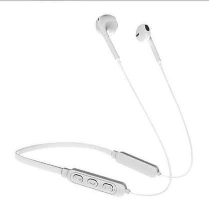Wireless Bluetooth headset image 1