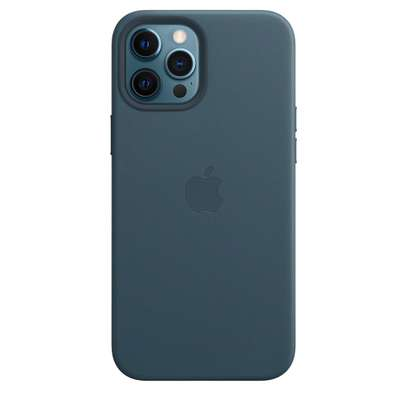 iPhone 12 Pro Max Leather Case with MagSafe image 4