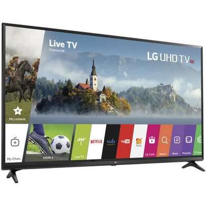 LG 55 inches Smart  UHD-4K Digital TVs image 1