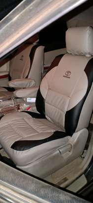 Harrier Car seat covers