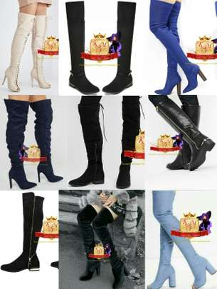 Thigh High Boots From UK.