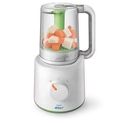 Philips Avent Baby Food Steamer and Blender image 1