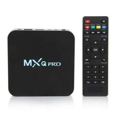 Mxq Pro Tv Box Android TV Box 4K 8GB 1GB Smart TV Box image 1