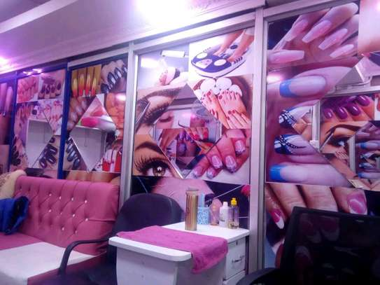 Nail bar for sale image 11