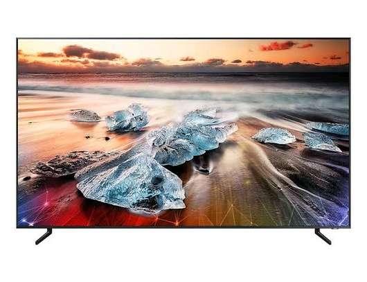 Samsung 75 Inch QLED 8K TV, QPICTURE, QSTYLE, QSMART image 1
