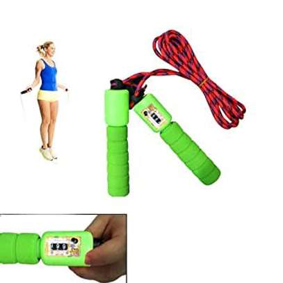 Digital Skipping Rope With counter