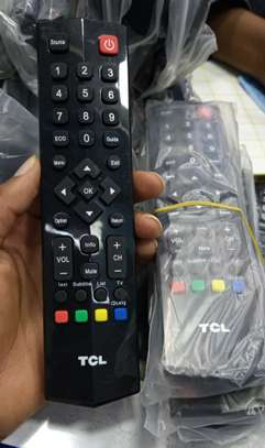 TCL Digital TV Remote Control image 1