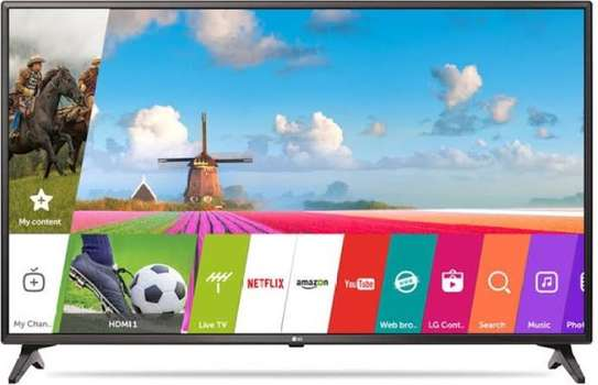 LG digital smart 4k 55 inches image 1