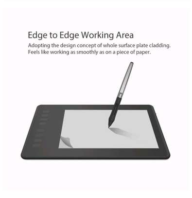 HUION H950P Graphics Pen Tablet with Battery-Free Pen & Tilt image 6