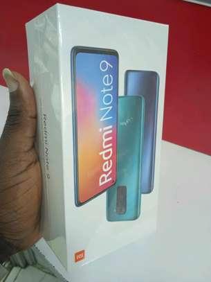 Redmi Note 9 new 64gb 3gb ram 48mp  5020mAh battery image 1