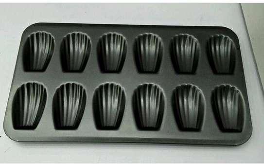 12slots cookie baking tin image 1