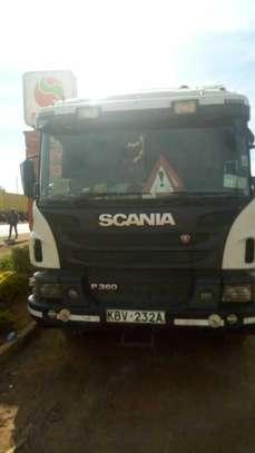 Scania P360 image 4