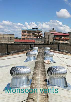Roof ventilators/ cyclones