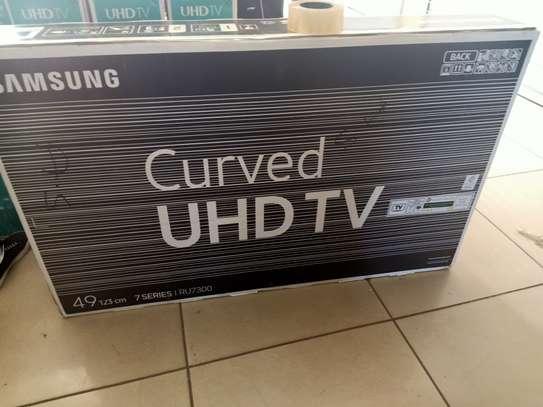 samsung 49 curved smart digital uhd tv image 1