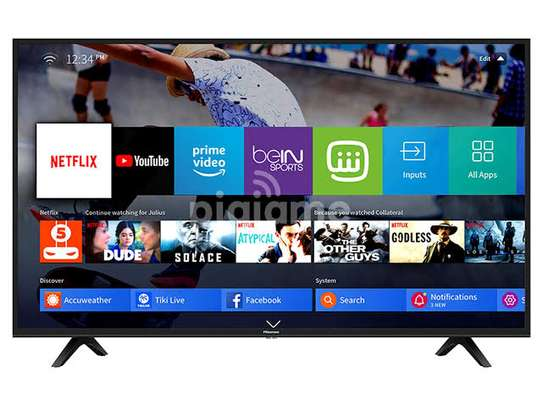 Hisense 43 inch Smart 4K Frameless TV image 1