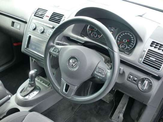VW Touran 2013