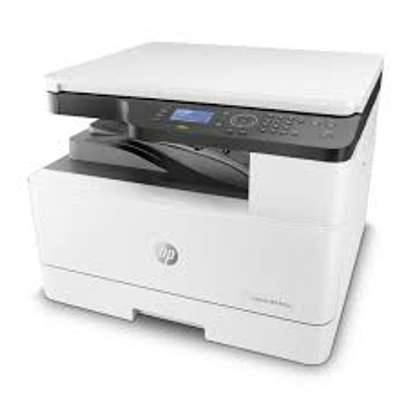HP LASERJET MFP M433a PRINTER A3 image 2