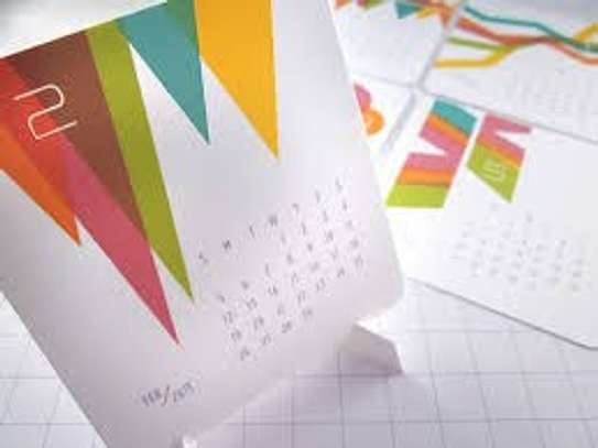 Calendar Design and Printing image 2