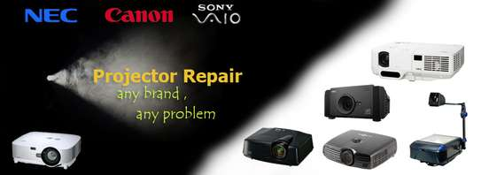 We Diagnose, Repair and Service Projectors image 2