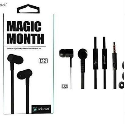 Magic month earphones image 1